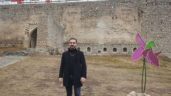 Заслуженный артист Азербайджана, тарист Шахрияр Иманов - Sputnik Азербайджан