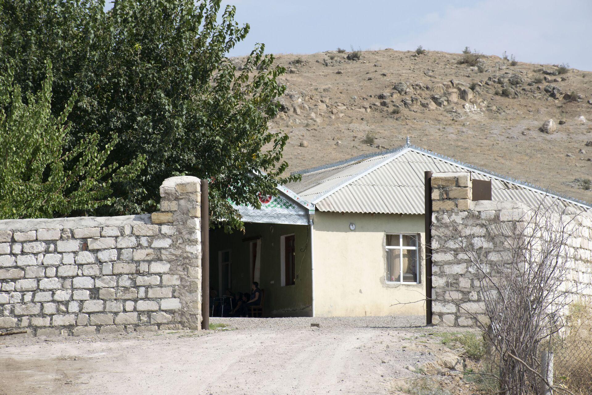 Məmməd Mərdanovun yaşadığı ev - Sputnik Azərbaycan, 1920, 01.10.2021