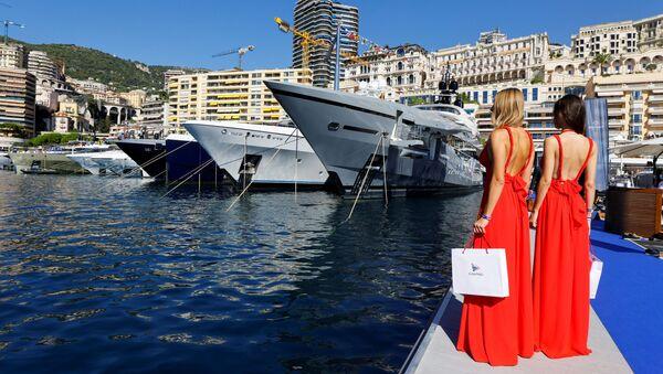 Monaco Yacht Show - Sputnik Азербайджан