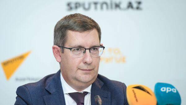 Торговый представитель России в Азербайджане Руслан Мирсаяпов - Sputnik Азербайджан