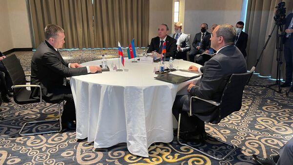 Генеральные прокуроры Азербайджана, России и Армении обсудили в Нур-Султане  - Sputnik Азербайджан