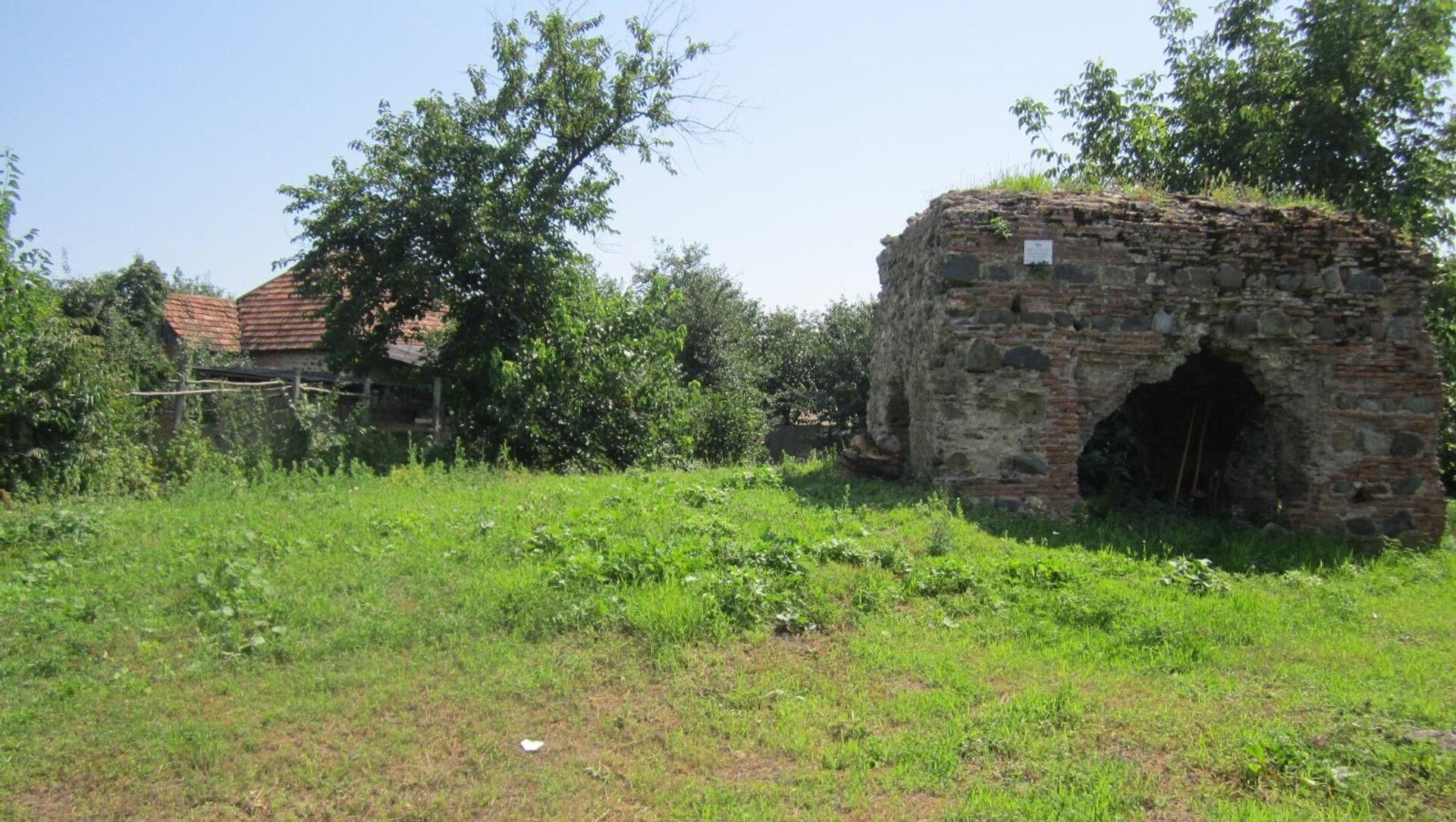 Qafqaz Albaniyasına aid abidədə arxeoloji tədqiqat - Sputnik Azərbaycan, 1920, 24.09.2021