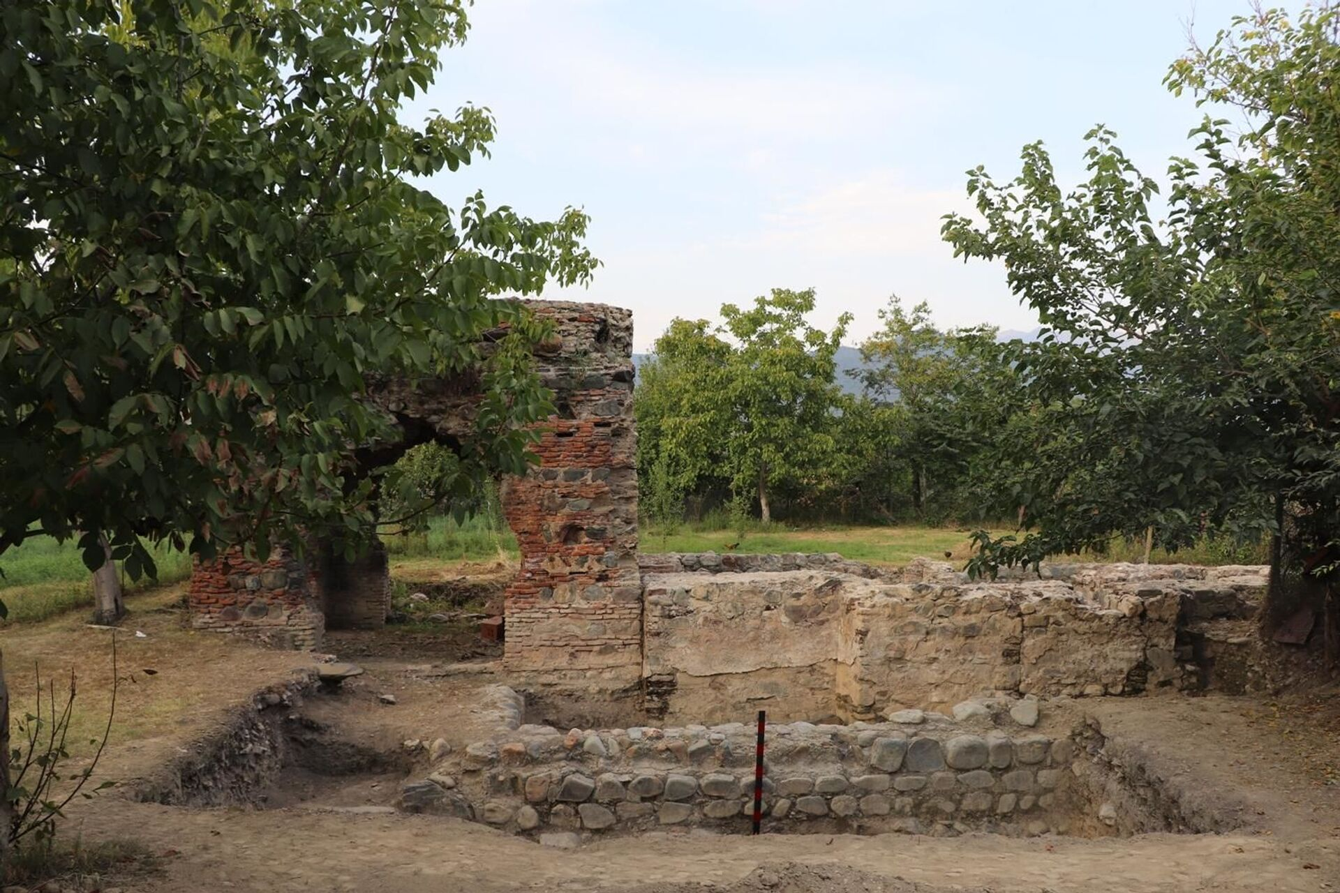 Qafqaz Albaniyasına aid abidədə arxeoloji tədqiqat - Sputnik Azərbaycan, 1920, 01.10.2021