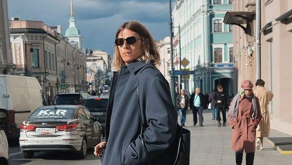 Российский стилист Владислав Лисовец  - Sputnik Азербайджан