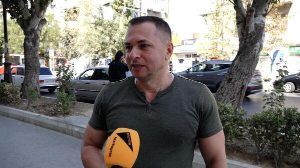Ровно год спустя: чего ждали азербайджанцы от 44-дневной войны - опрос в Баку - Sputnik Азербайджан
