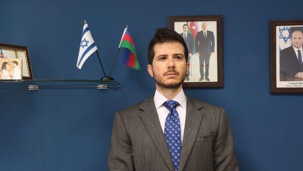 Посол Израиля в Азербайджане Джордж Дик  - Sputnik Азербайджан