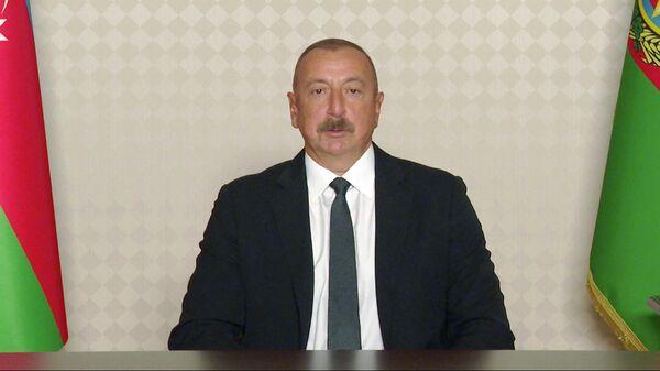 Президент Ильхам Алиев дал интервью телеканалу «France-24»   - Sputnik Азербайджан