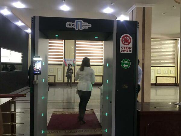 В Азербайджанском Техническом Университете. - Sputnik Азербайджан