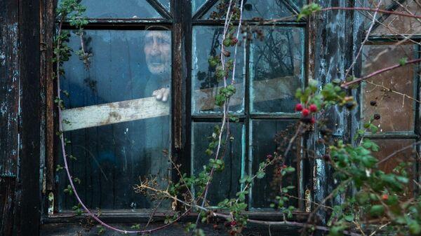 Сьемки документального фильма режиссера Фариза Ахмедова Sonuncu (Последний)  - Sputnik Азербайджан