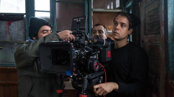 Sonuncu filminin çəklişi - Sputnik Azərbaycan