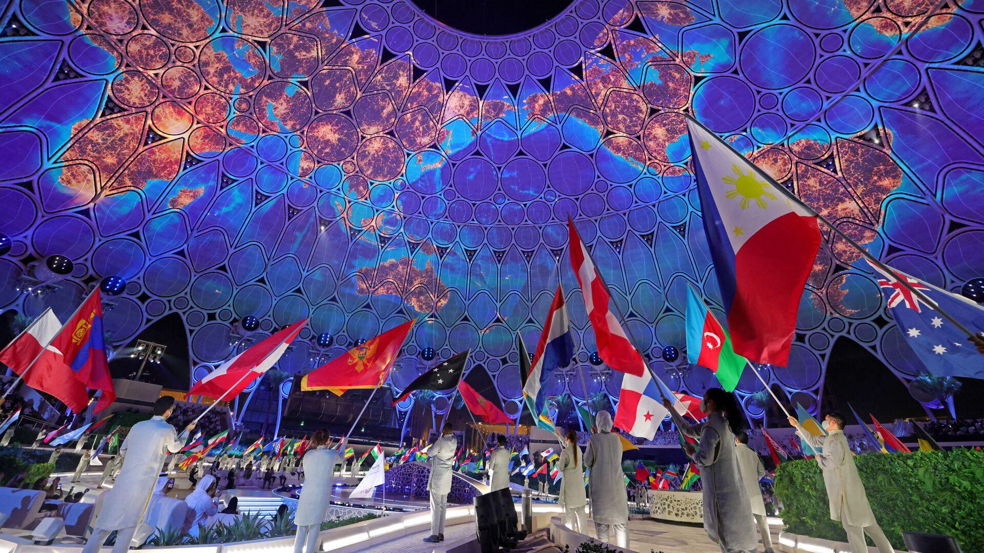 Dubayda ümumdünya Expo-2020 sərgisi  - Sputnik Azərbaycan, 1920, 01.10.2021