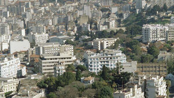 Вид на город Алжир. - Sputnik Азербайджан