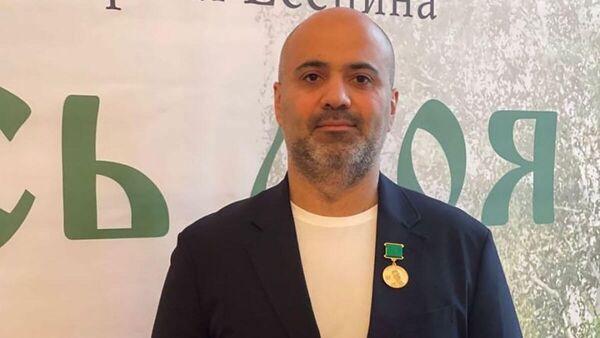 Писатель Сабит Алиев - Sputnik Азербайджан