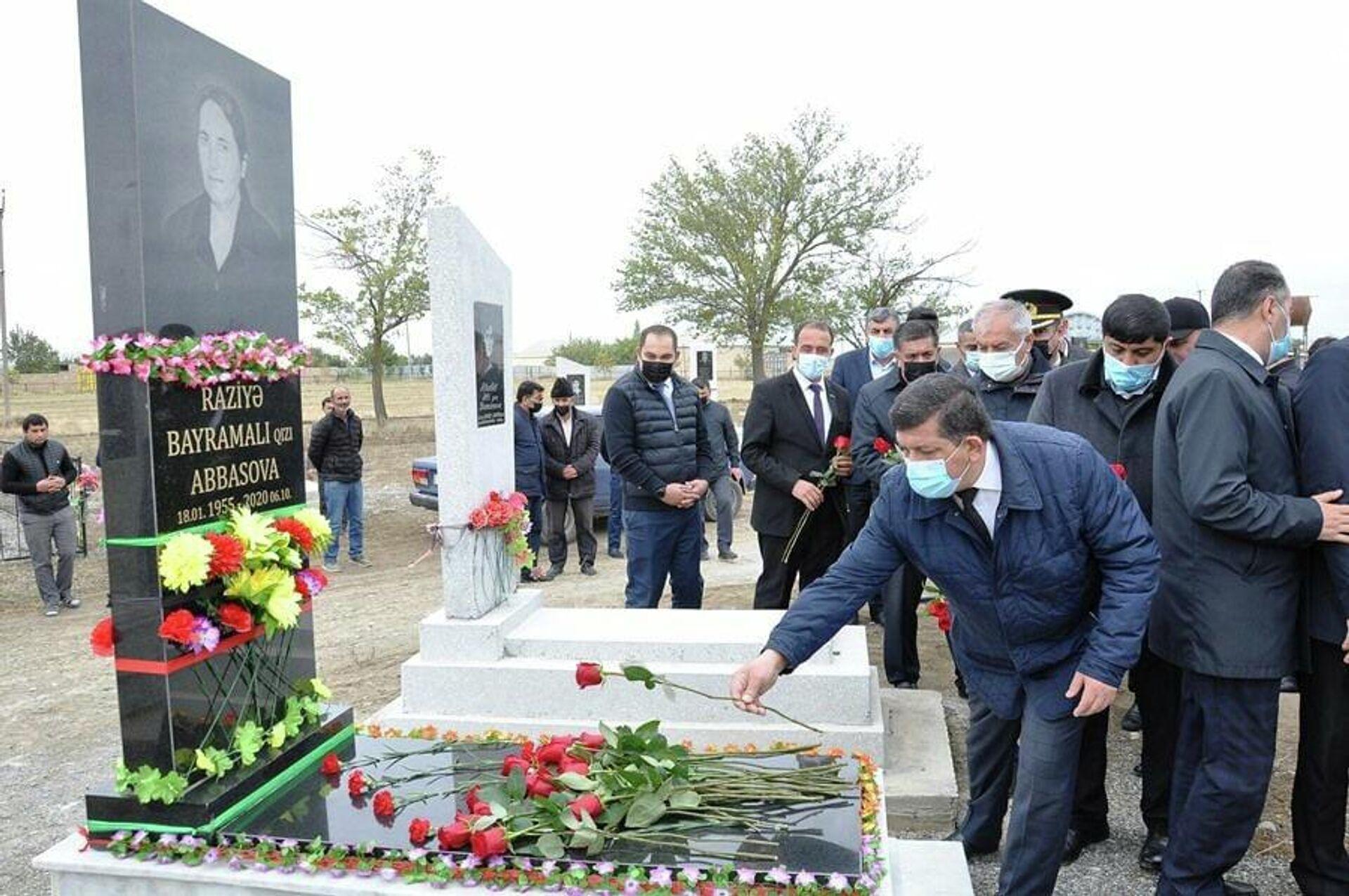 Goranboyun Qızılhacılı qəsəbəsi - Sputnik Azərbaycan, 1920, 07.10.2021