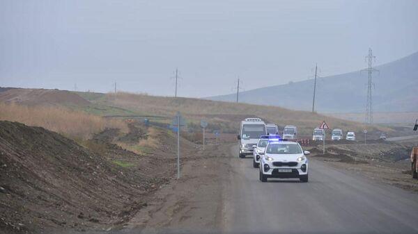 Представители дипломатического корпуса отправились в Шушу - Sputnik Азербайджан