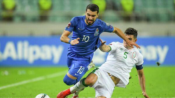 Матч отборочного цикла чемпионата мира 2022 между сборными Азербайджана и Ирландии - Sputnik Азербайджан