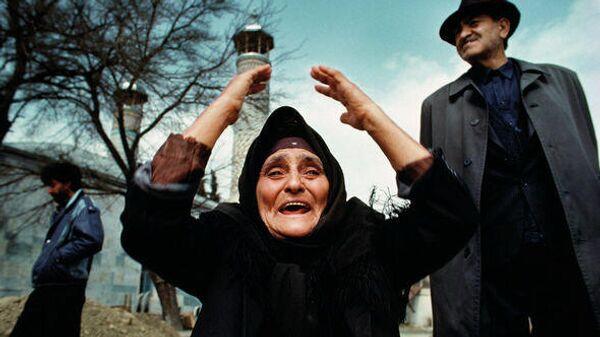 Reza Deqati Qarabağda gördükləri dəhşətlərdən söz açıb - Sputnik Azərbaycan