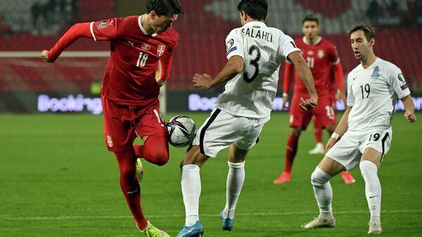 Oyun zamanı - Sputnik Azərbaycan