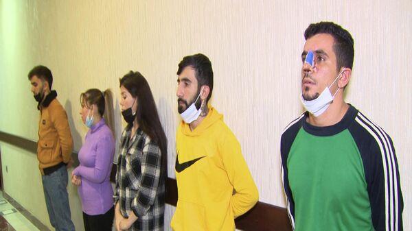 Группа телефонных мошенников - Sputnik Азербайджан