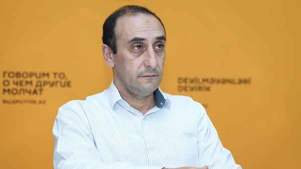 Напряженность в азербайджано-иранских отношениях. Что же движет Ираном? - Sputnik Азербайджан