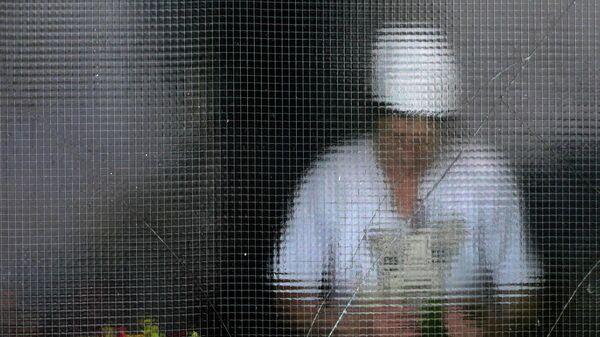 Qadın kölgəsi - Sputnik Azərbaycan