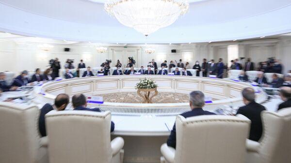 Совет министров иностранных дел СНГ в Минске - Sputnik Азербайджан