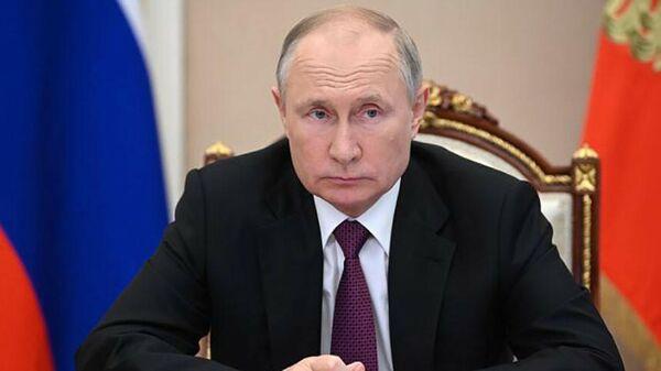 Путин - о росте экономики в странах ЕАЭС - Sputnik Азербайджан