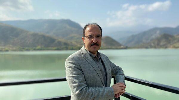 Посол Турции в Азербайджане Джахид Багчы - Sputnik Азербайджан