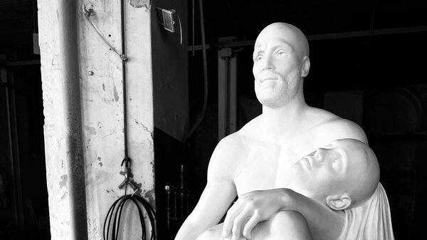 Скульптура Пьета - Sputnik Азербайджан