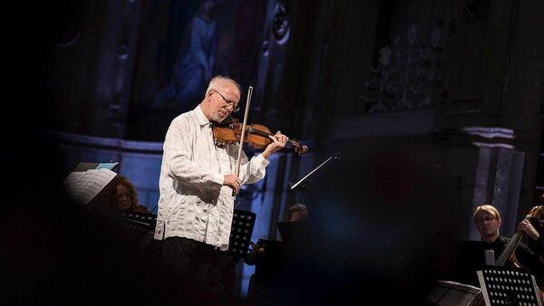 Концерт камерного оркестра Kremerata Baltika - Sputnik Азербайджан