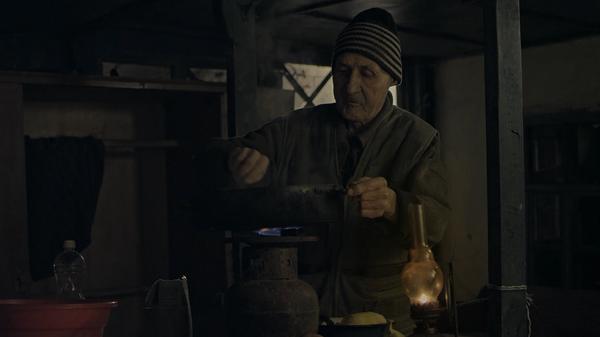 Sonuncu (Последний) filminin çəklişi zamanı - Sputnik Azərbaycan