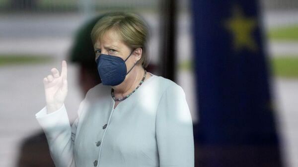 Канцлер Германии Ангела Меркель - Sputnik Азербайджан