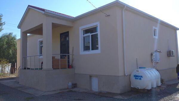 Bərdədə dağılan evlər bərpa edilib - Sputnik Azərbaycan