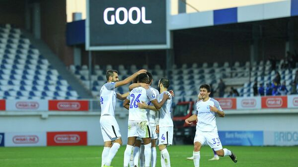 Футболисты ФК Сабах - Sputnik Азербайджан