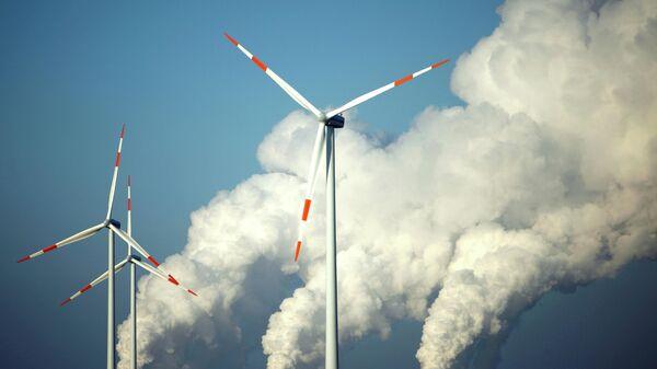 Ветровая электростанция (ВЭС)  - Sputnik Азербайджан
