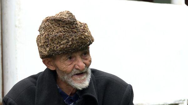 Внук, сын и отец шехида стал лучшим другом солдат - Sputnik Азербайджан