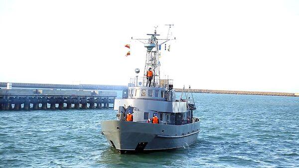Военно-морские силы Азербайджана определили лучший дивизион кораблей - Sputnik Азербайджан