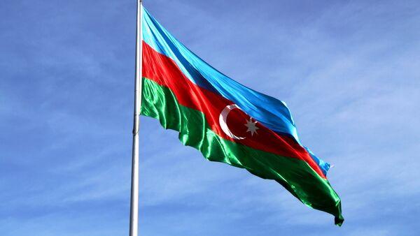 Государственный флаг Азербайджана - Sputnik Азербайджан