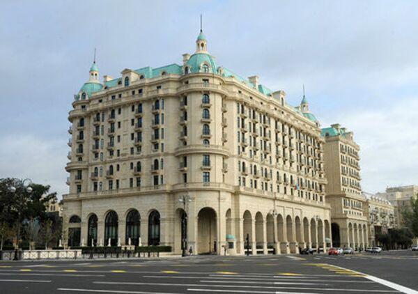 Отель Four Seasons в Баку - Sputnik Azərbaycan