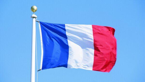 флаг Франции - Sputnik Azərbaycan