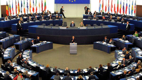 Европарламент - Sputnik Azərbaycan