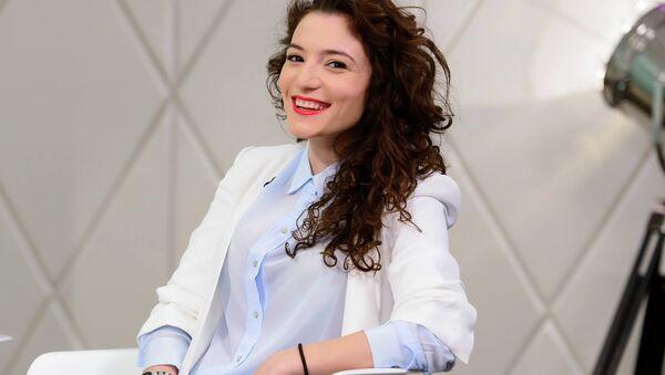 Диляра Кязимова в Венгрии - Sputnik Азербайджан