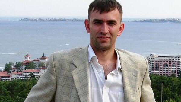 Сергей Балмасов - Sputnik Азербайджан
