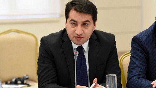 Хикмет Гаджиев - Sputnik Азербайджан
