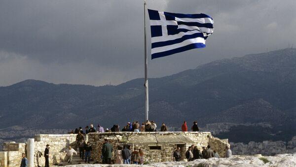 Flag of Greece - Sputnik Азербайджан