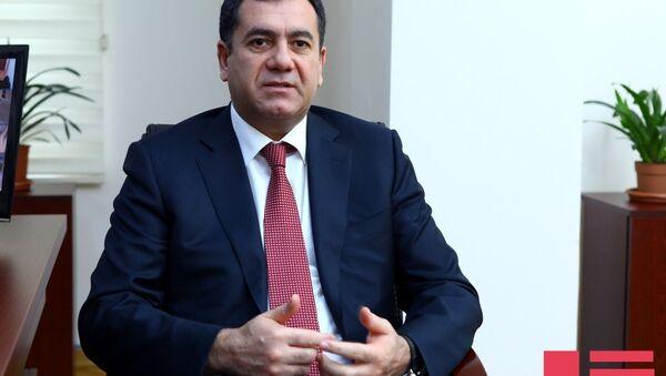 Qüdrət Həsənquliyev - Sputnik Azərbaycan