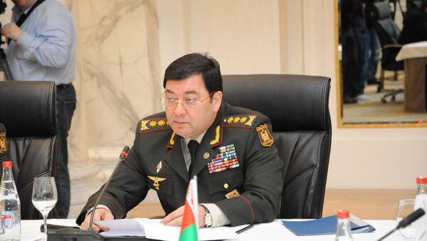 Начальник Генштаба ВС Азербайджана Наджмеддин Садыков - Sputnik Азербайджан