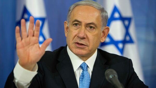 Benyamin Netanyahu - Sputnik Azərbaycan