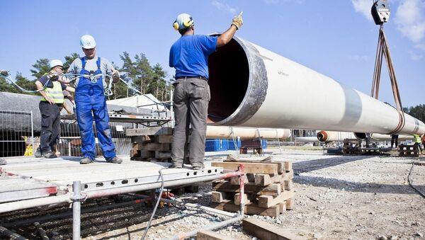 греция трубопровод ес - Sputnik Азербайджан