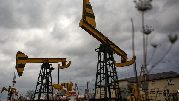 Oil pumps - Sputnik Азербайджан